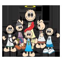 Equipo de la Oficina Internacional de la Escuela de Evangelización San Andrés