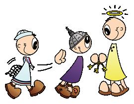 San Andrés lleva 'Pedros' a Jesús